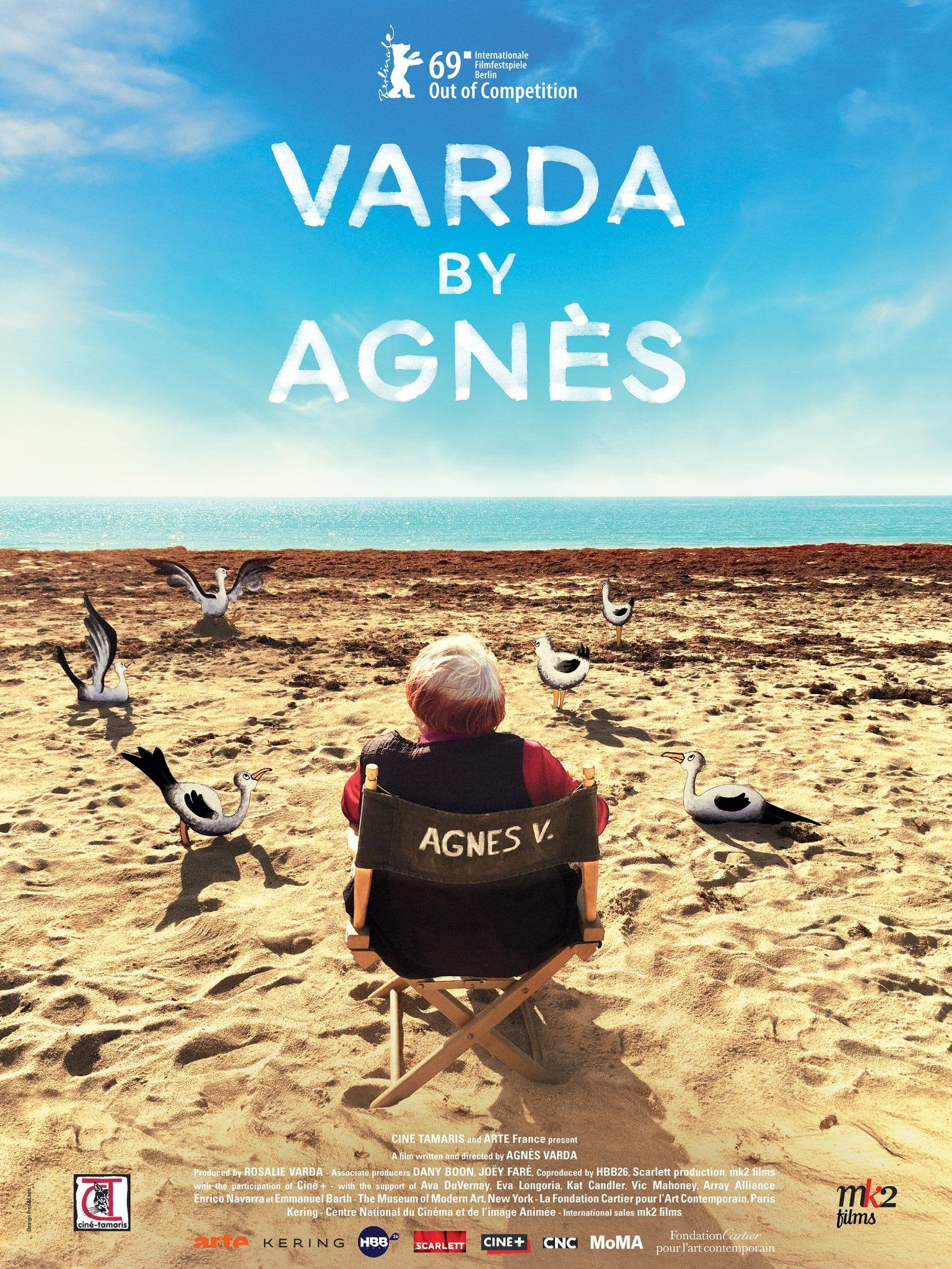Varda par Agnès - Documentaire (2019)