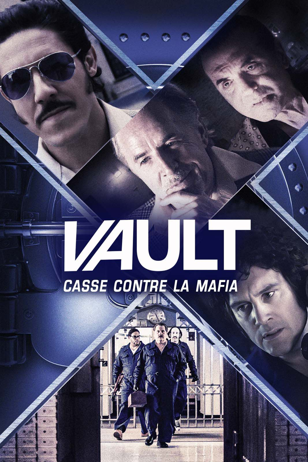 Vault - Casse contre la mafia - Film (2019)