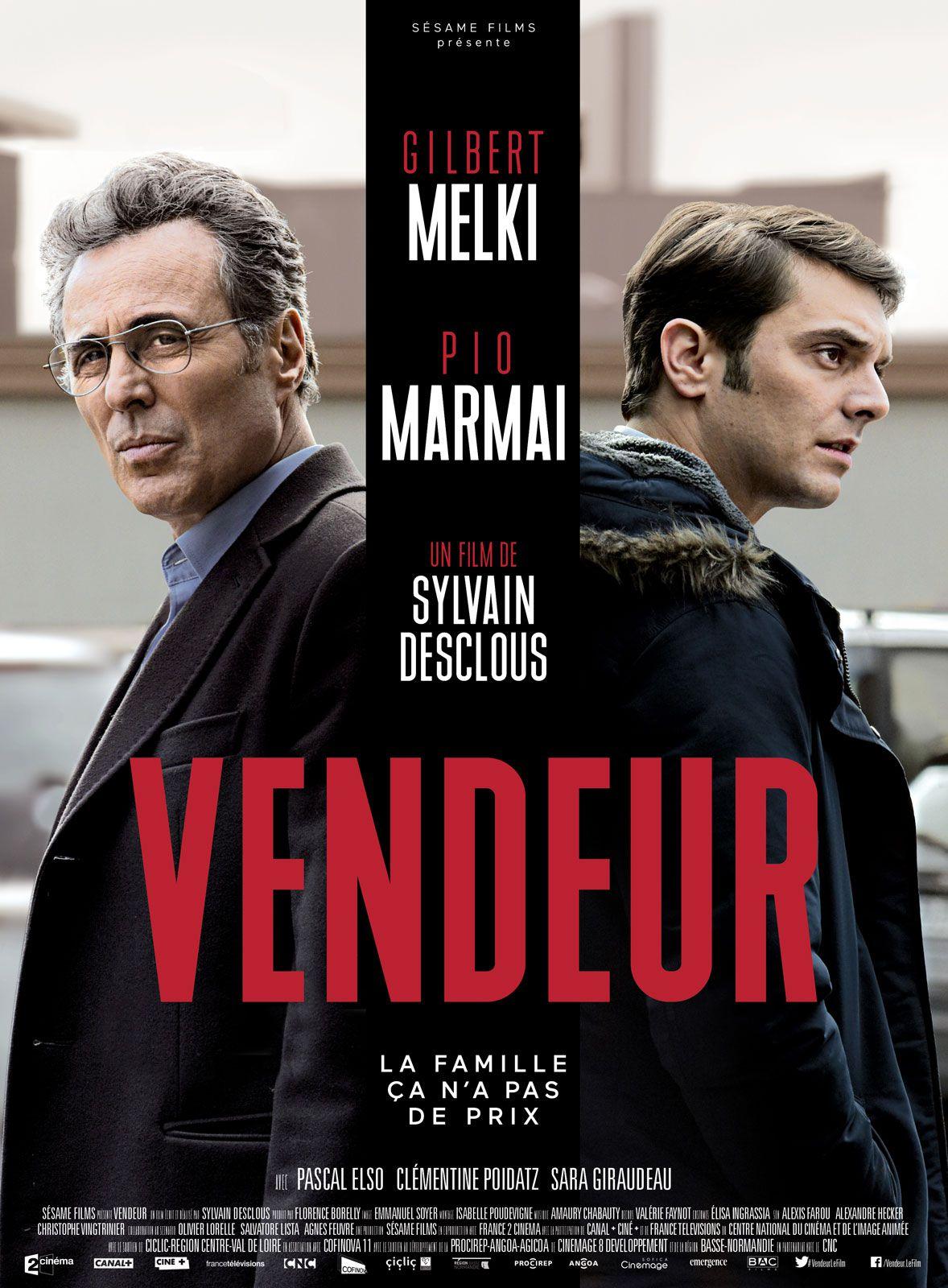 Vendeur - Film (2016)