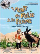 Vent de folie à la ferme - Film (2011)