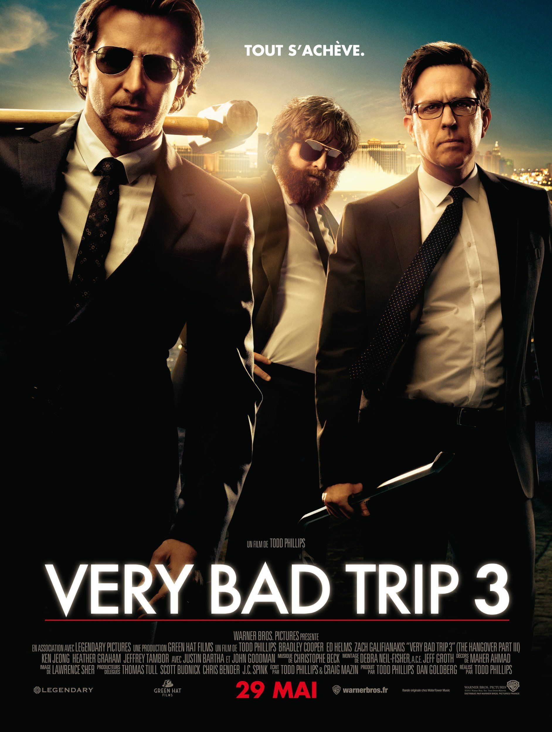 Very Bad Trip 3 - Film (2013)