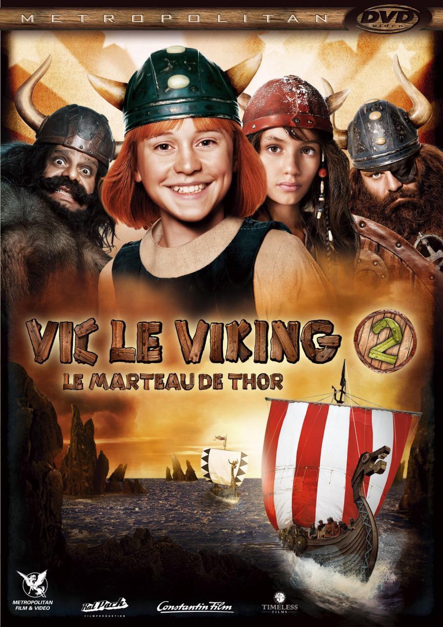 Vic le Viking 2 : Le Marteau de Thor - Film (2011)