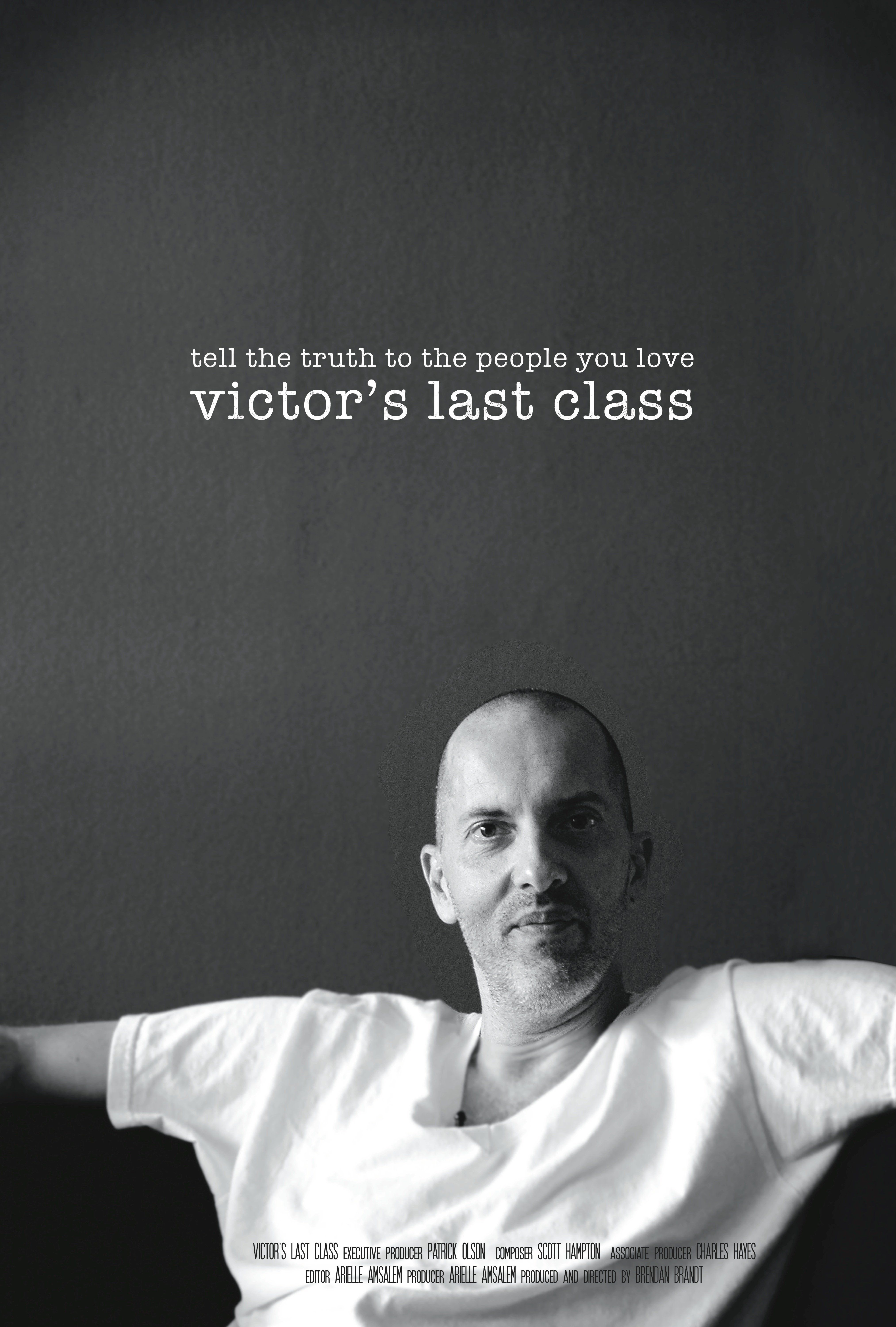 Victor's Last Class - Documentaire (2016)