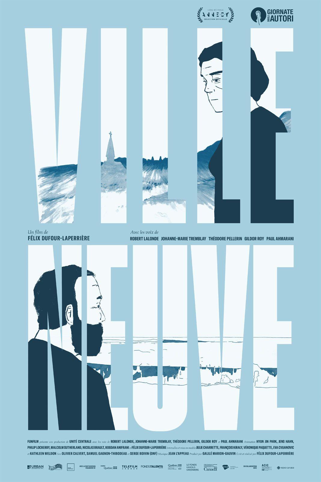 Ville Neuve - Long-métrage d'animation (2019)