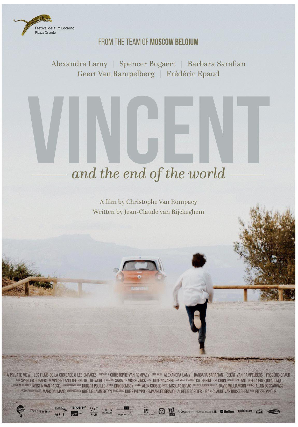 Vincent et la fin du monde - Film (2018)