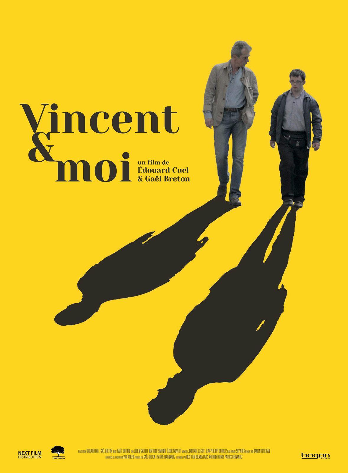 Vincent & moi - Documentaire (2018)