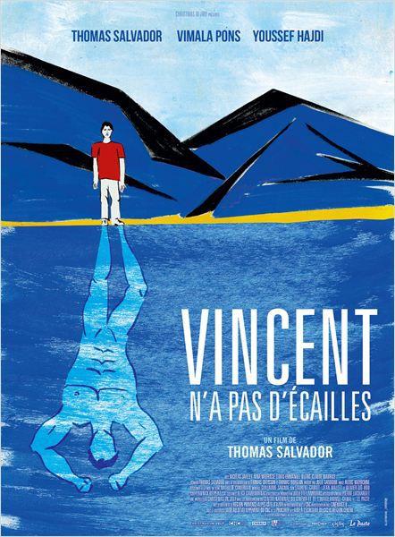 Vincent n'a pas d'écailles - Film (2014)