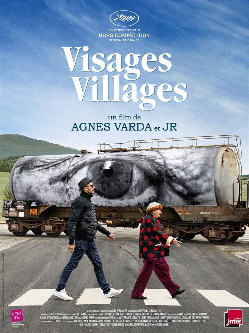 Visages, villages - Documentaire (2017)