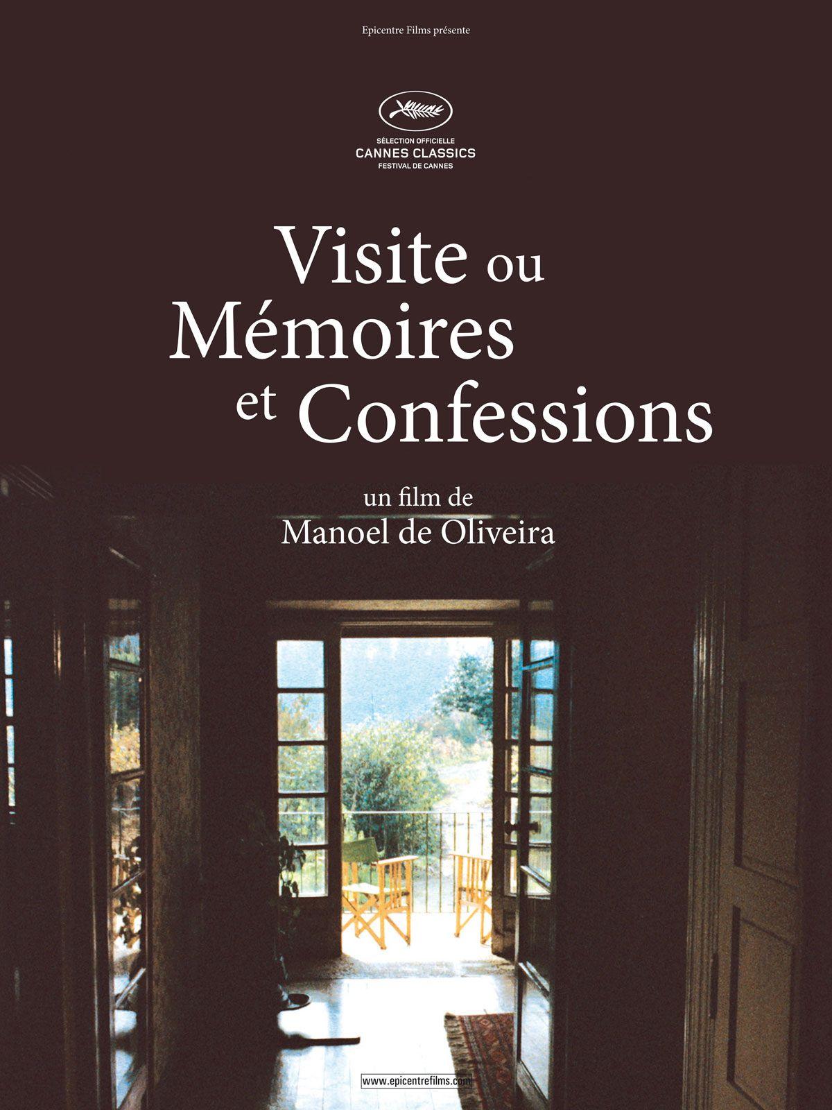 Visite ou Mémoires et Confessions - Documentaire (1982)