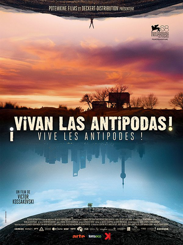 Vivan las Antipodas! - Documentaire (2013)