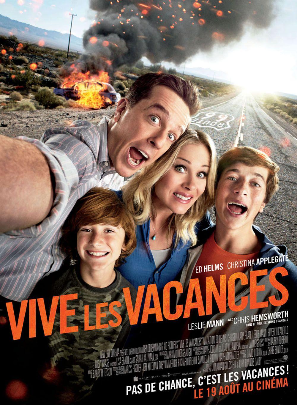 Vive les vacances - Film (2015)