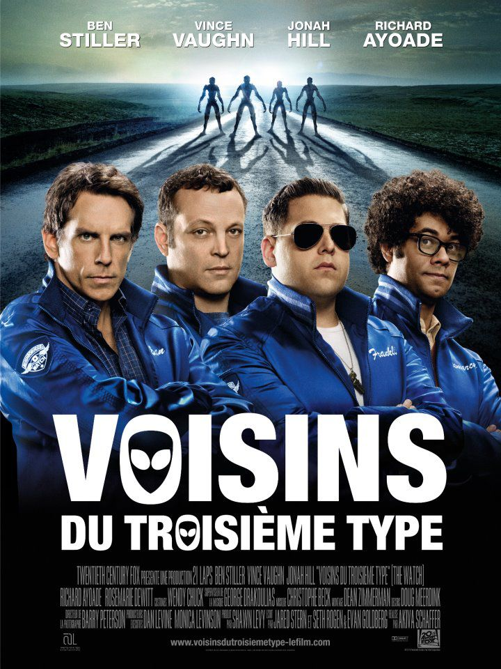 Voisins du troisième type - Film (2012)