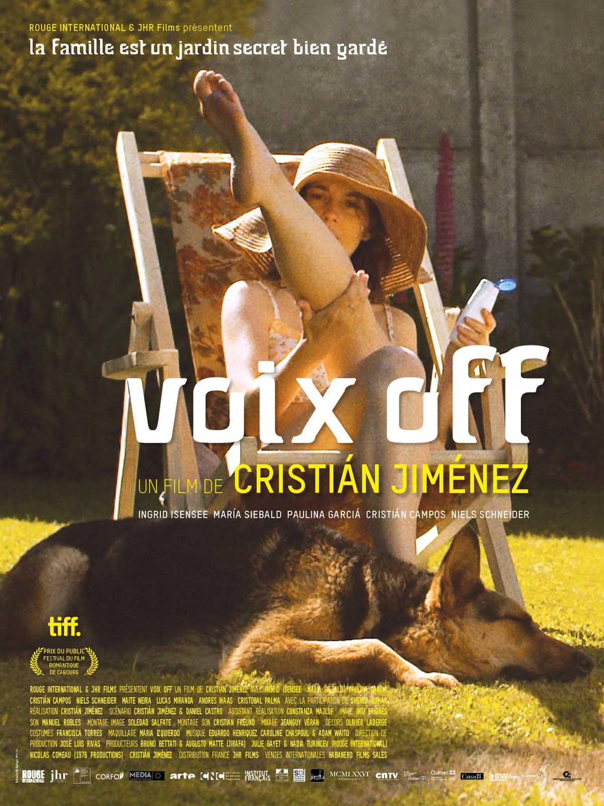 Voix Off - Film (2016)
