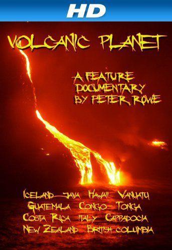 Volcanic Planet - Documentaire (2014)