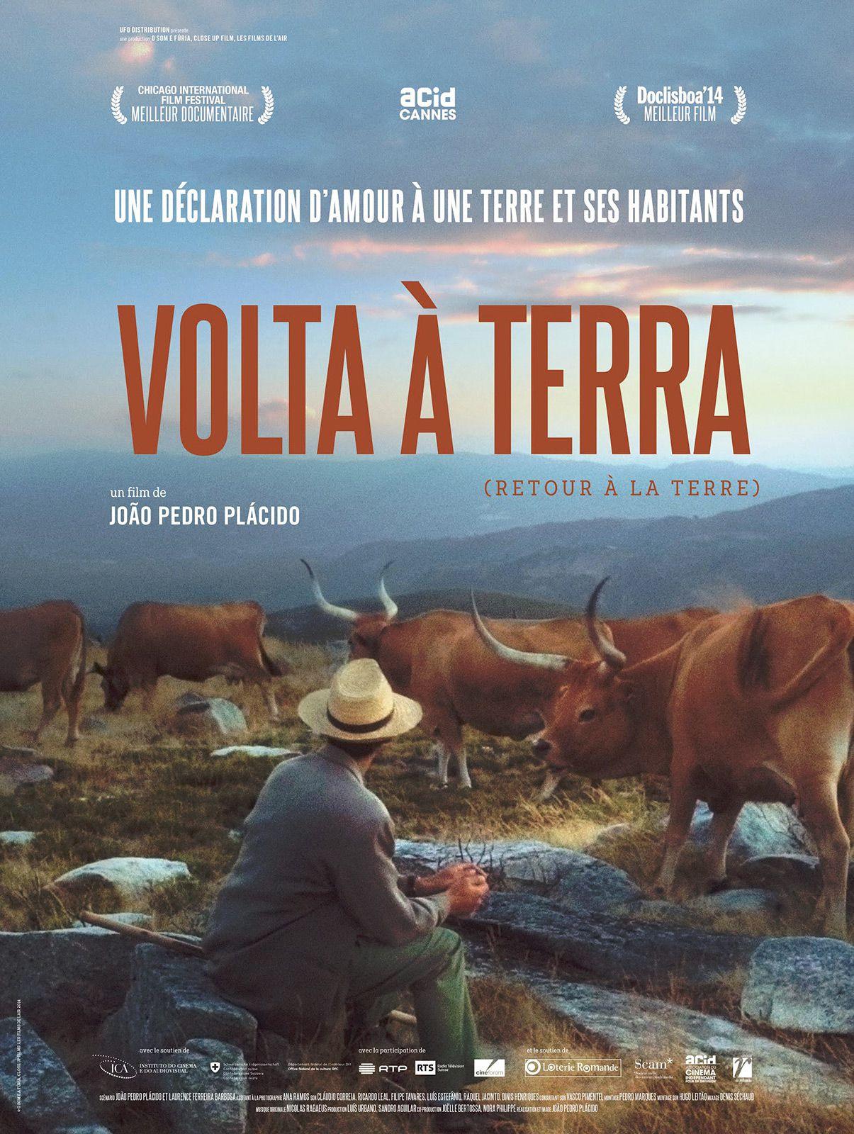 Volta à Terra - Documentaire (2016)