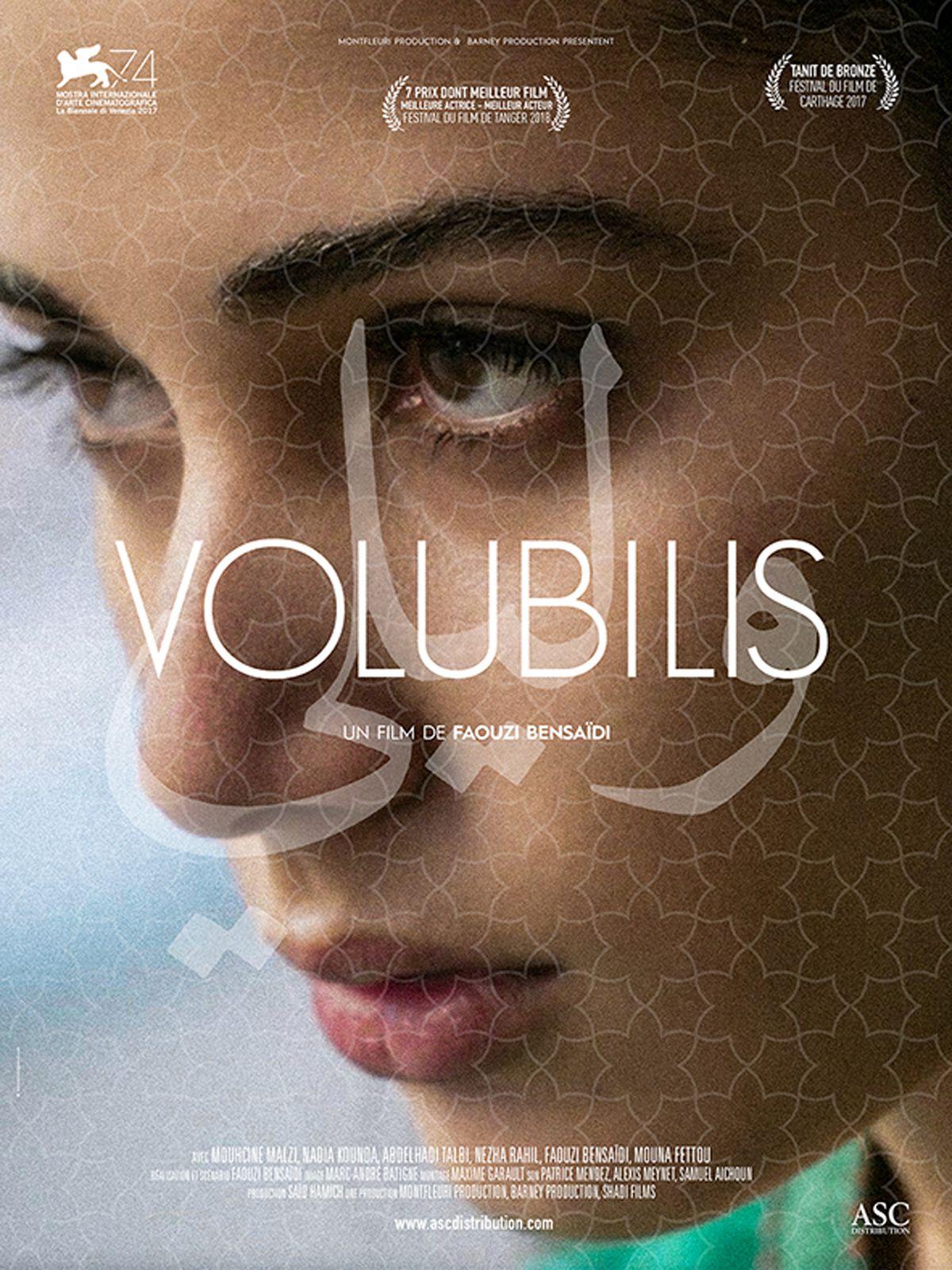 Volubilis - Film (2018)