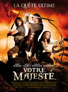 Votre Majesté - Film (2011)