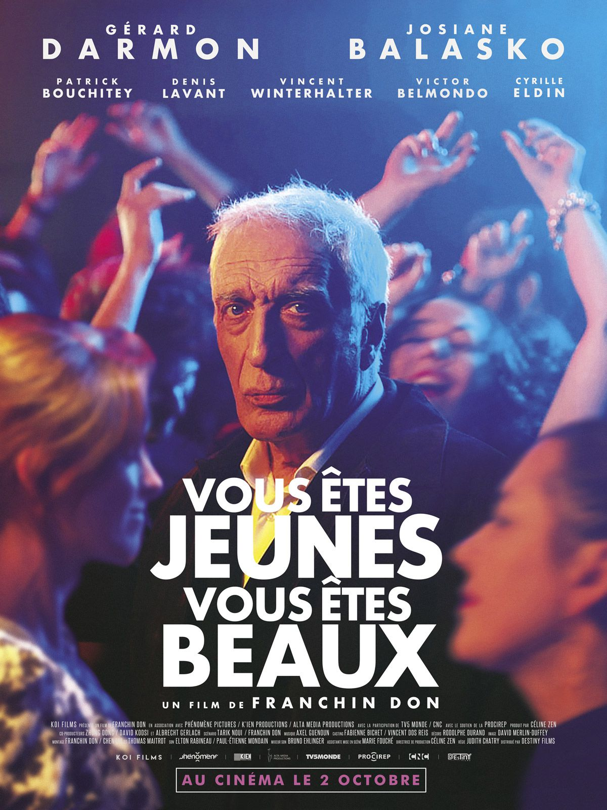 Vous êtes jeunes, vous êtes beaux - Film (2019)