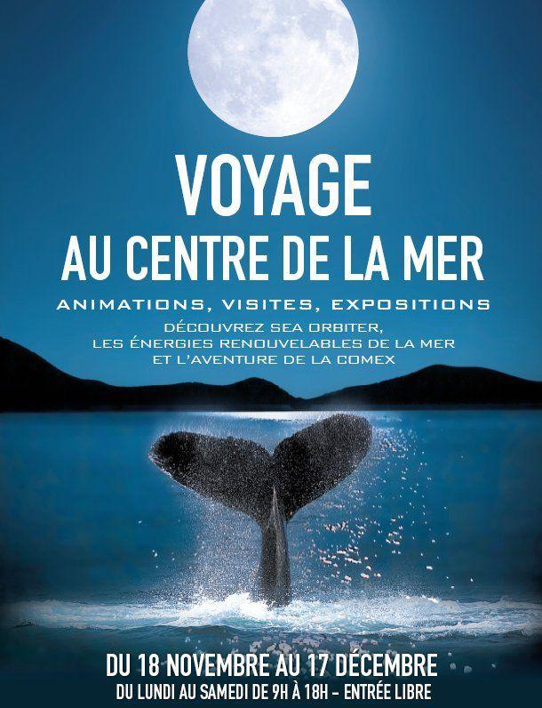 Voyage au centre de la mer - Film (2013)