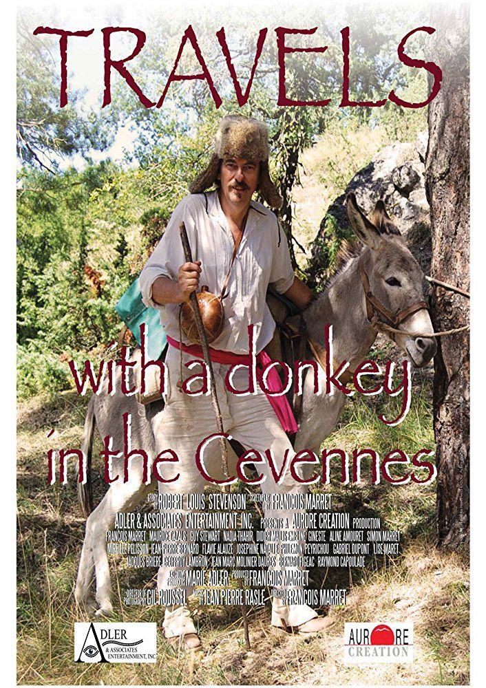 Voyage avec un âne dans les Cévennes - Film (2015)