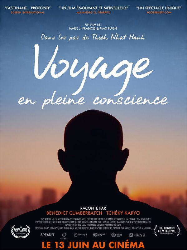 Voyage en pleine conscience - Documentaire (2018)
