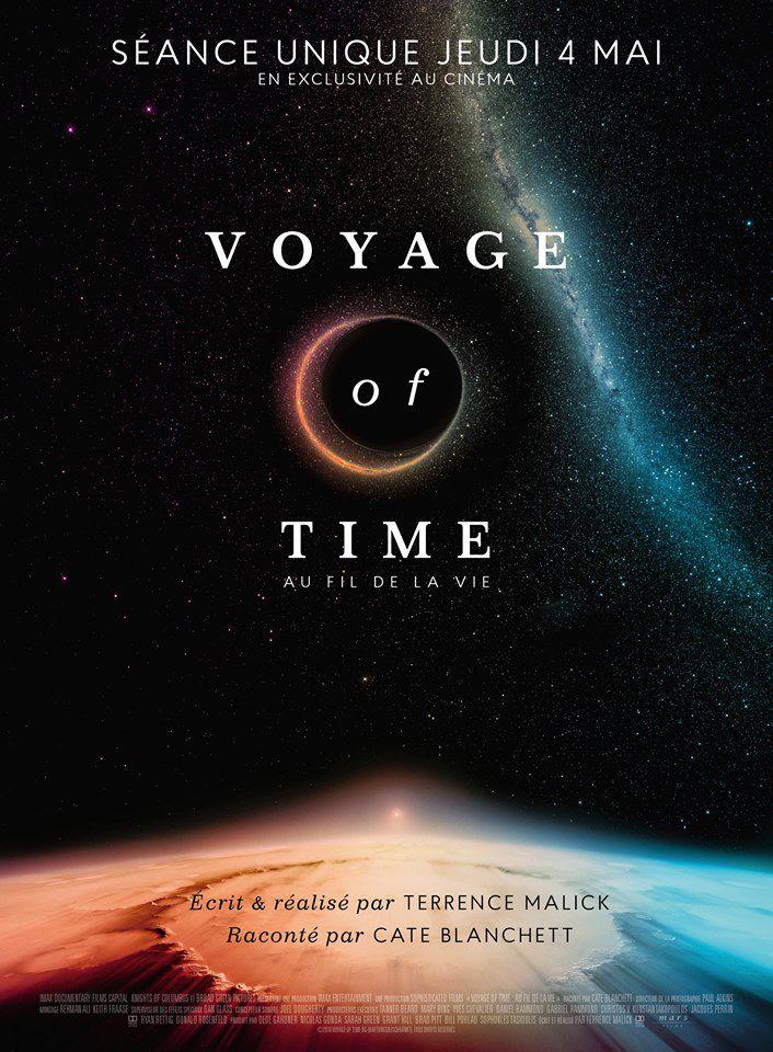 Voyage of Time : Au fil de la vie - Documentaire (2017)