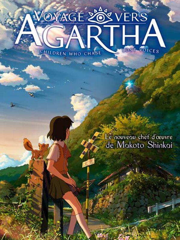 Voyage vers Agartha - Long-métrage d'animation (2011)