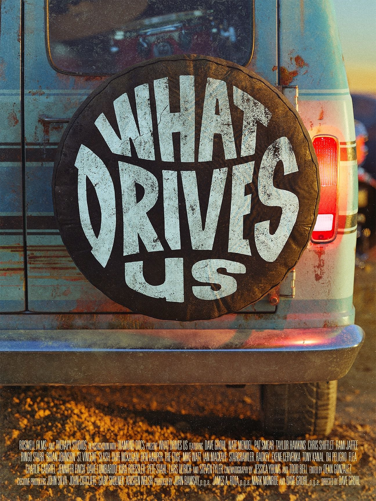 WHAT DRIVES US - Documentaire (2021)