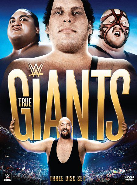 WWE Presents True Giants - Documentaire (2014)