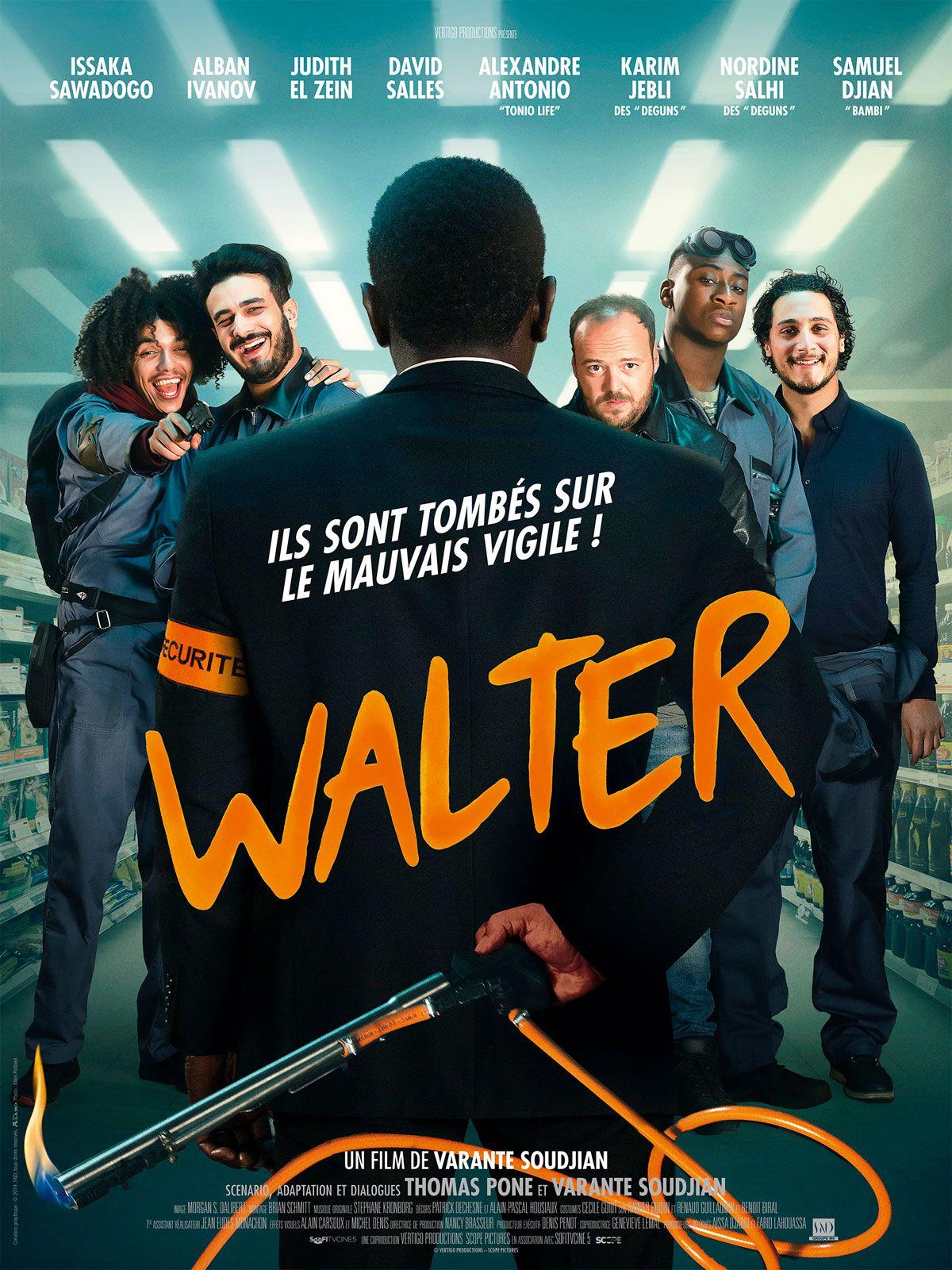 Walter - Film (2019)