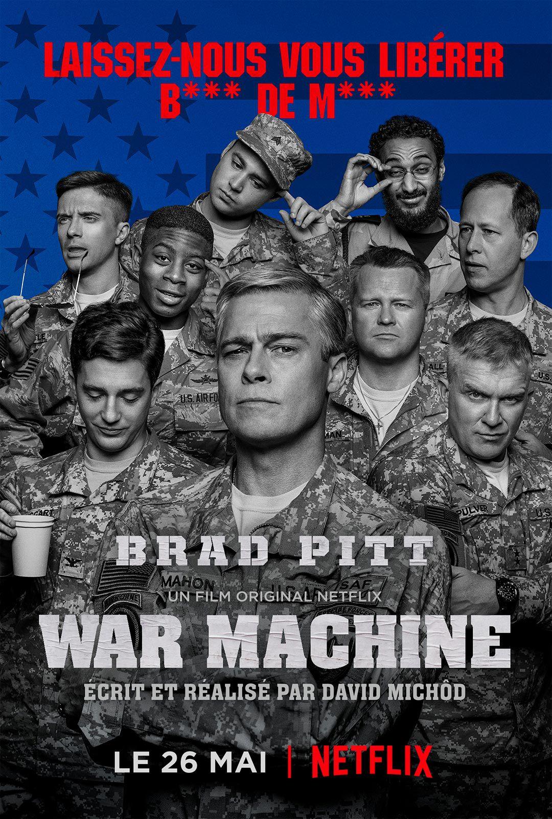 War Machine - Film (2017)