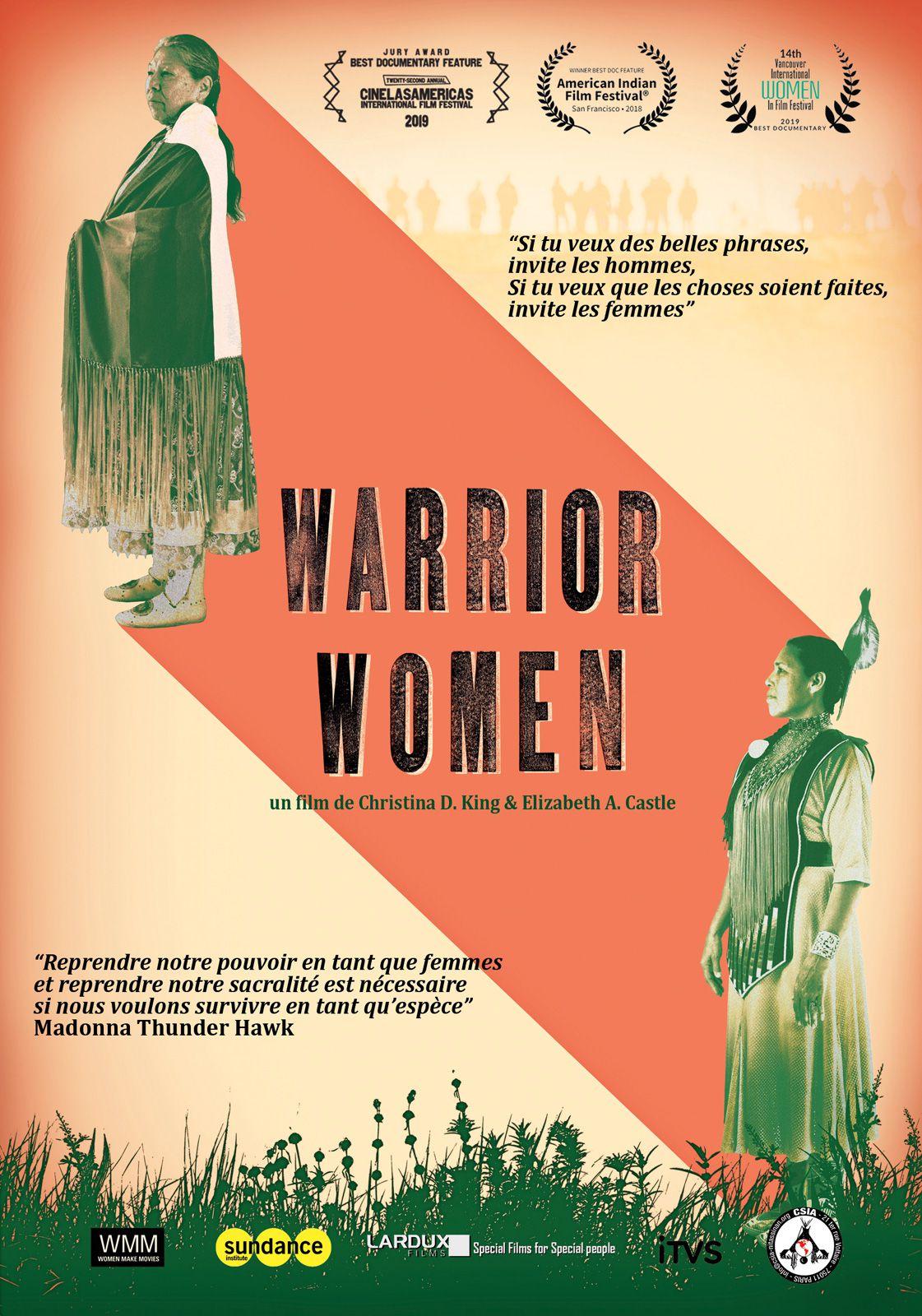 Warrior Women - Documentaire (2019)