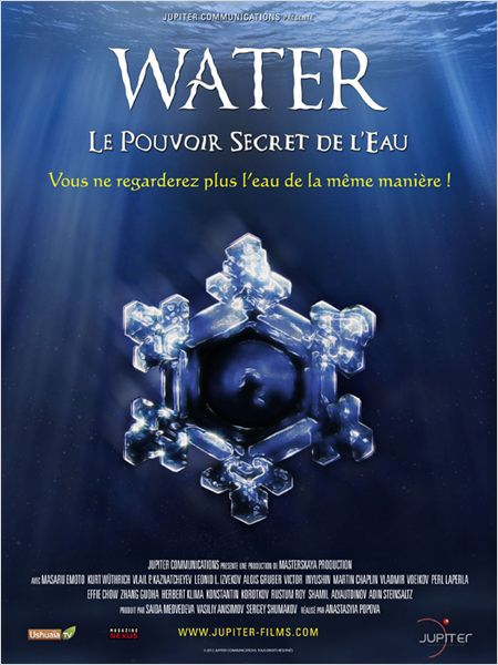 Water, le pouvoir secret de l'eau - Documentaire (2012)