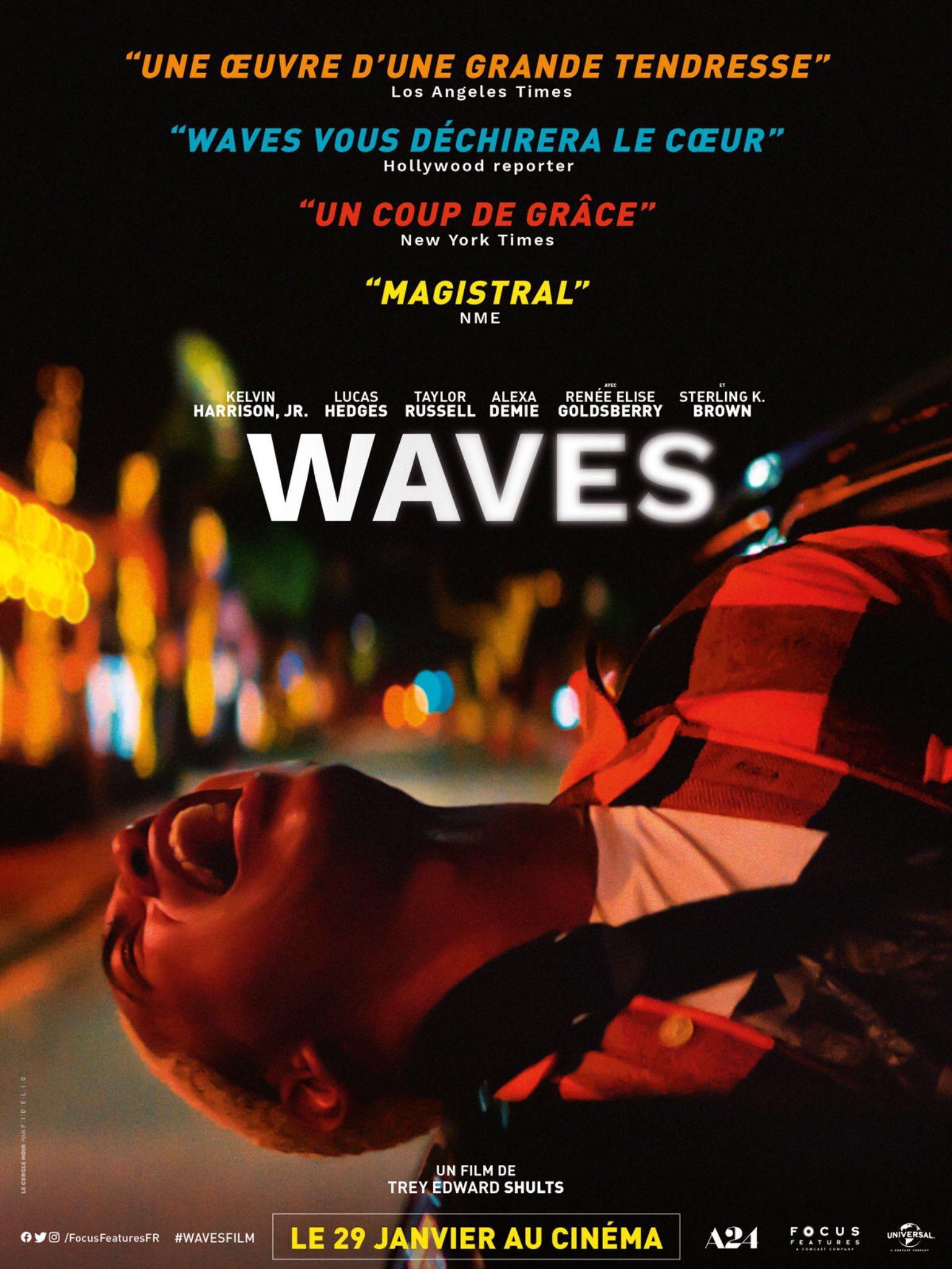 Waves - Film (2020)