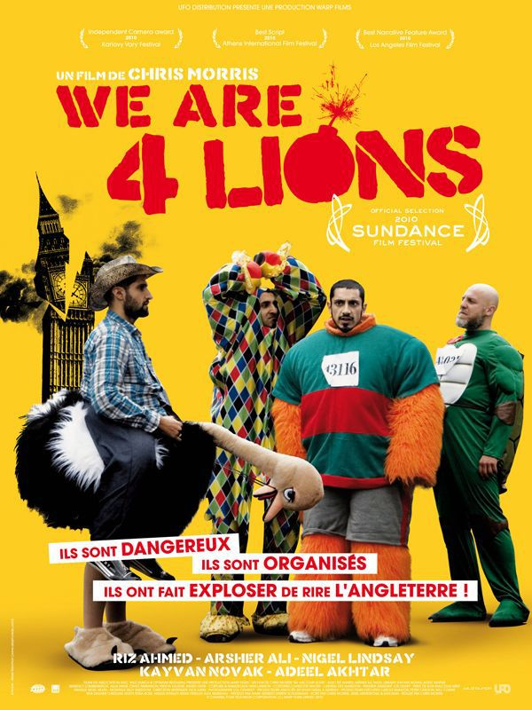 We Are Four Lions - Film (2010)