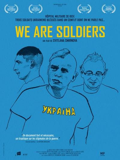 We Are Soldiers - Documentaire (2020)