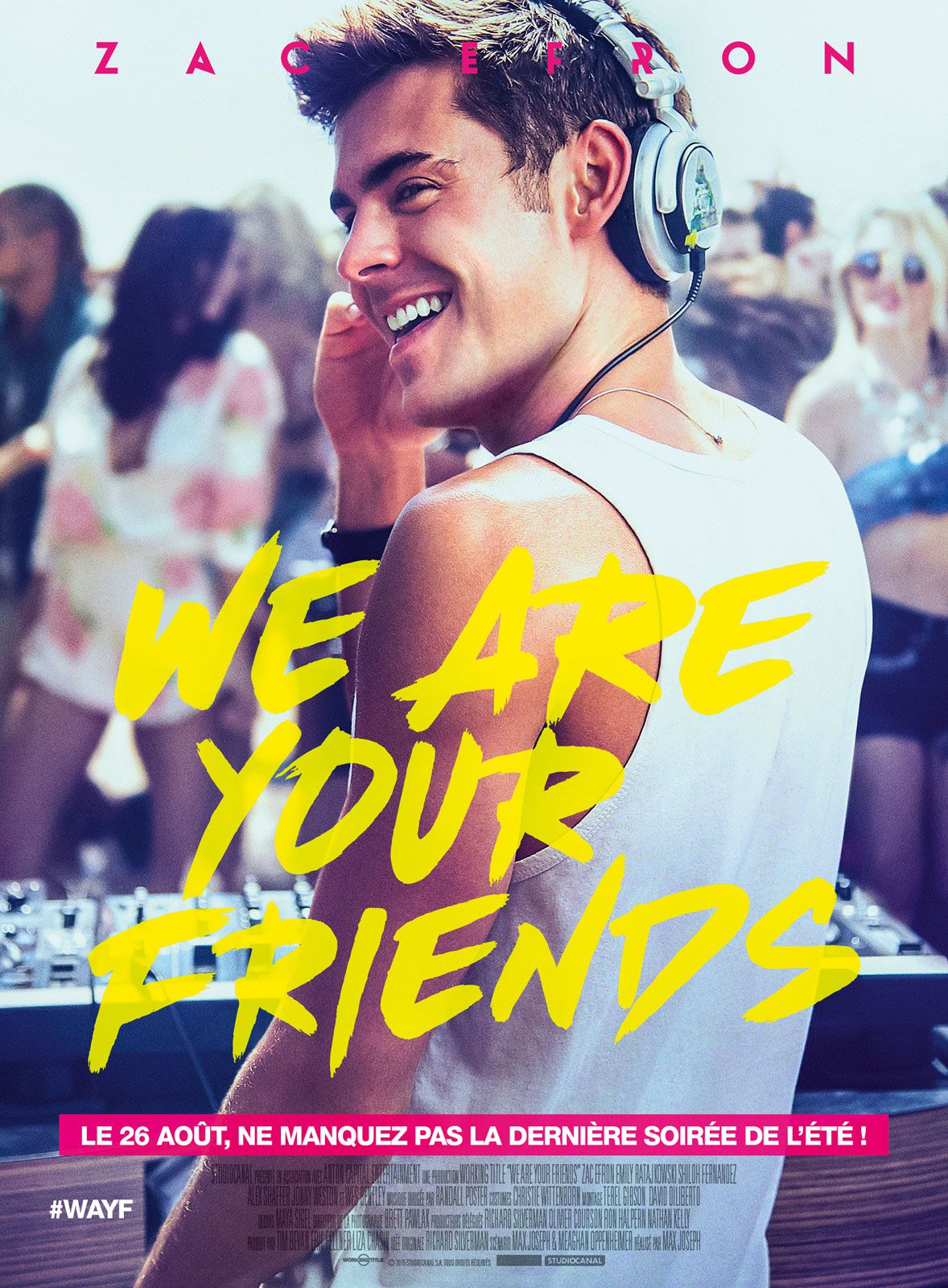 We Are Your Friends - Film (2015)