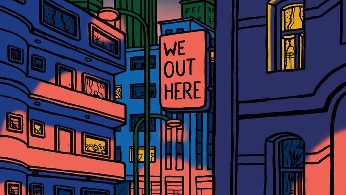 We Out Here: A LDN Story - Documentaire (2018)