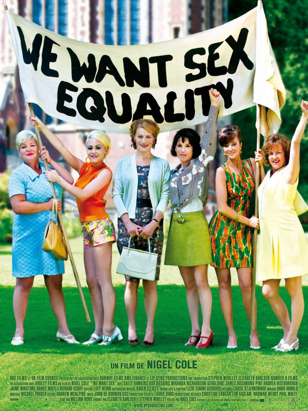 We Want Sex Equality - Film (2011)