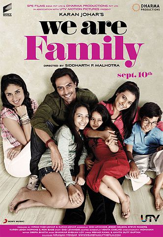 We are Family - Film (2010)