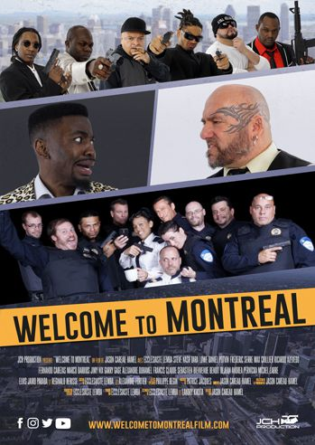 Welcome to Montréal - Film (2017)