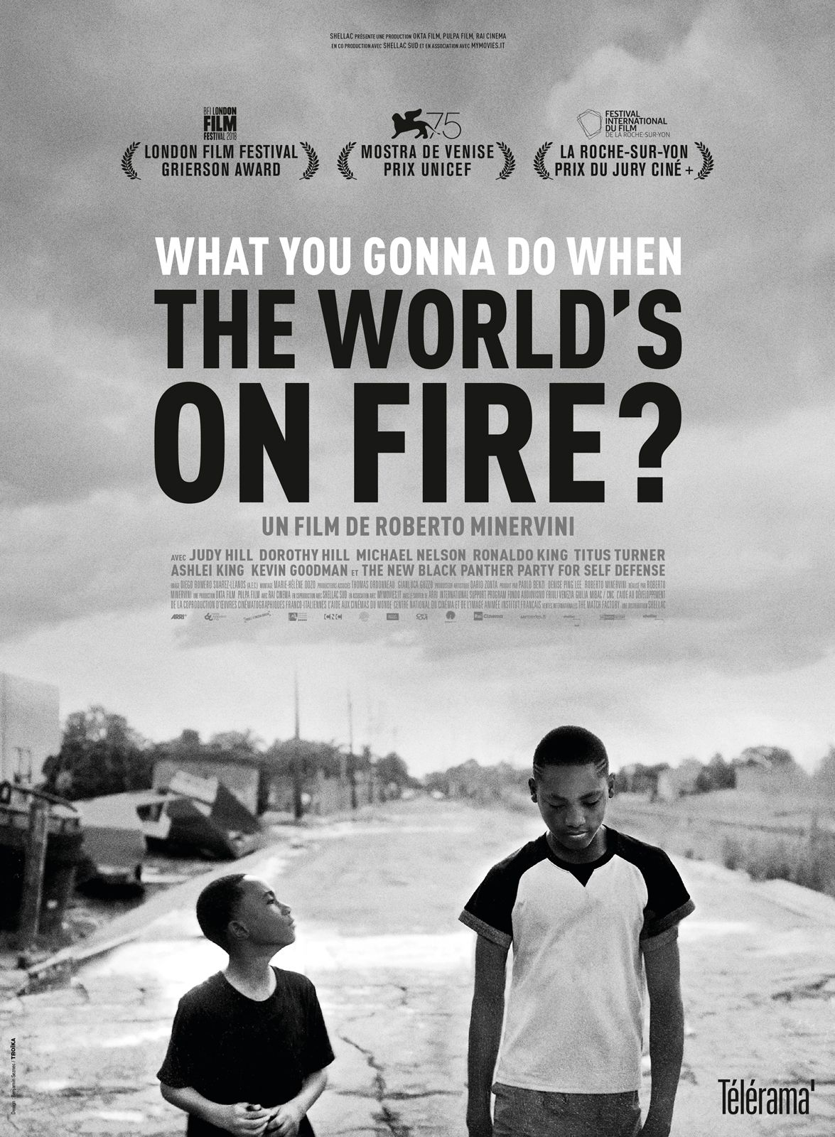 What You Gonna Do When The World's on Fire? - Documentaire (2018)