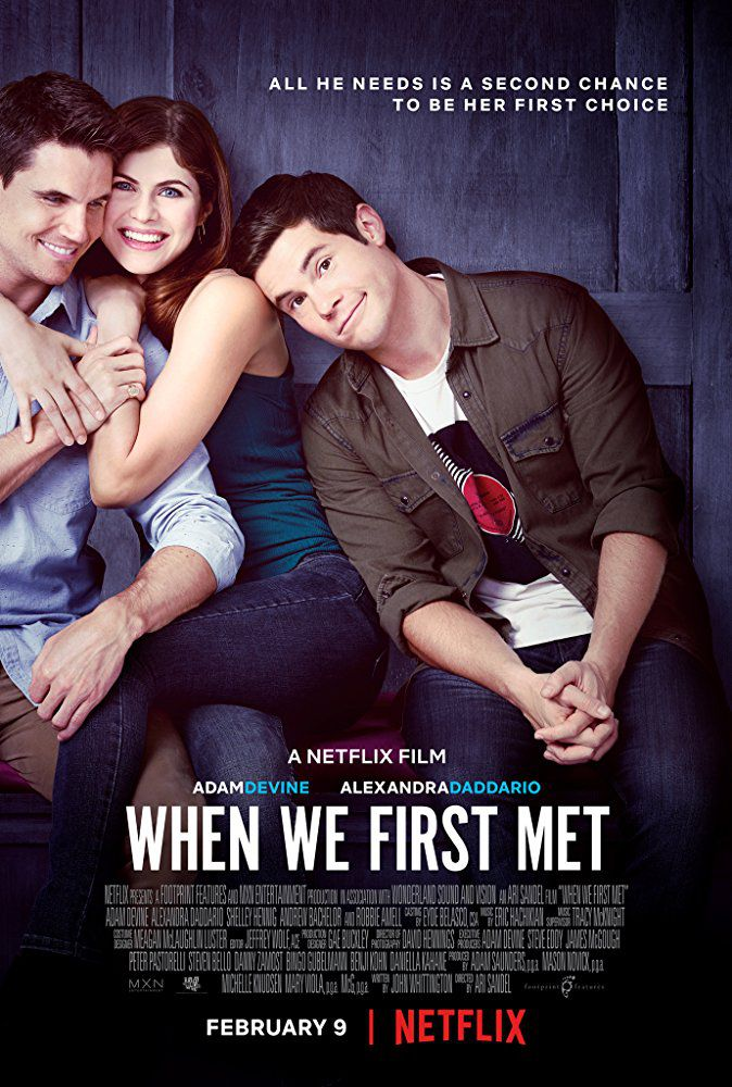 When We First Met - Film (2018)