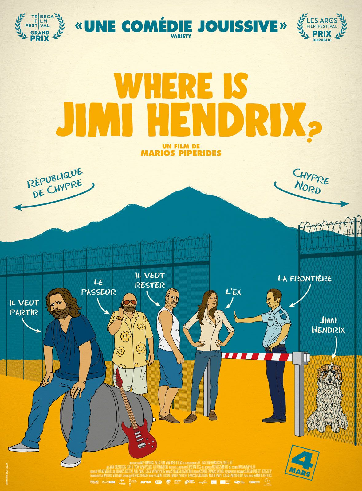 Where is Jimi Hendrix ? - Film (2020)
