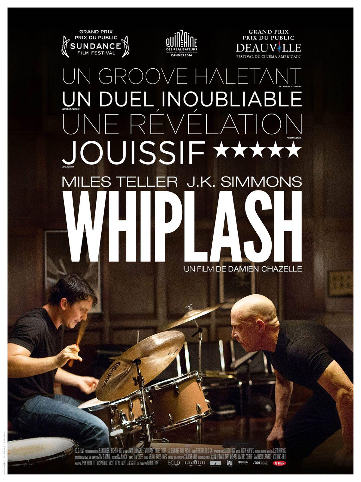 Whiplash - Film (2014)