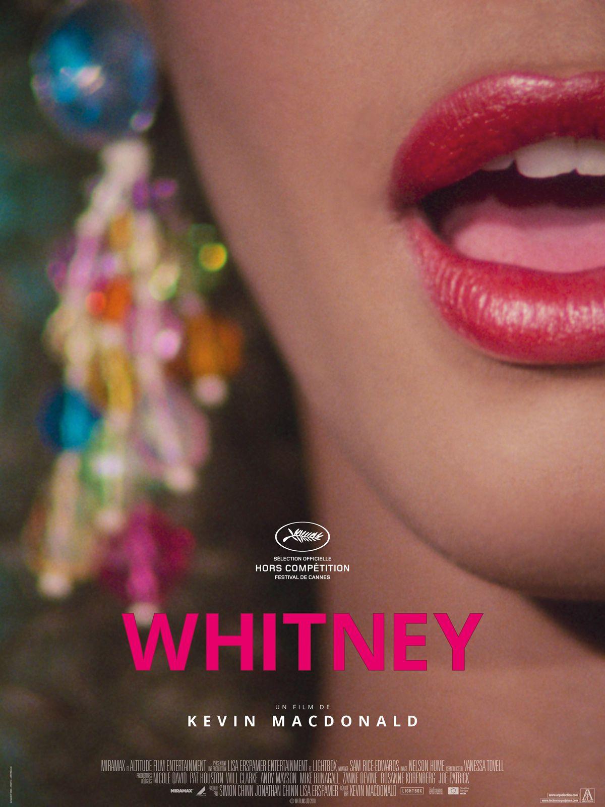 Whitney - Documentaire (2018)