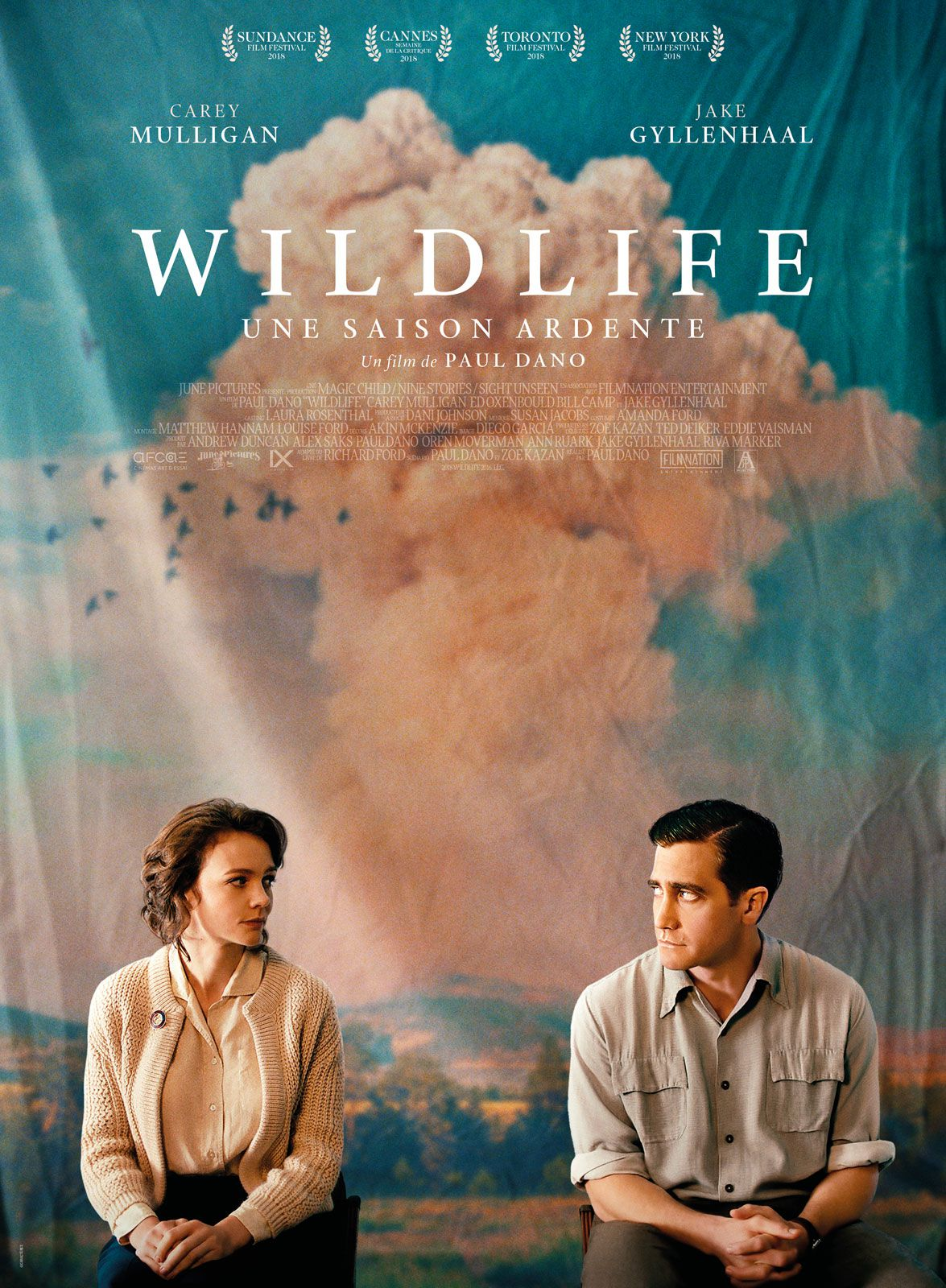 Wildlife : une saison ardente - Film (2018)