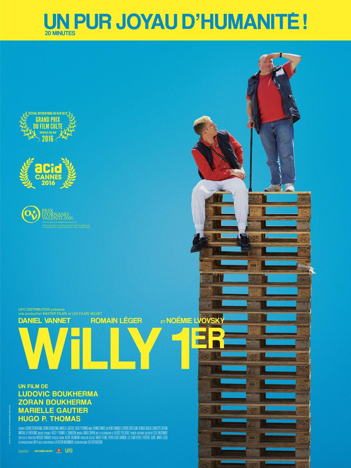 Willy 1er - Film (2016)
