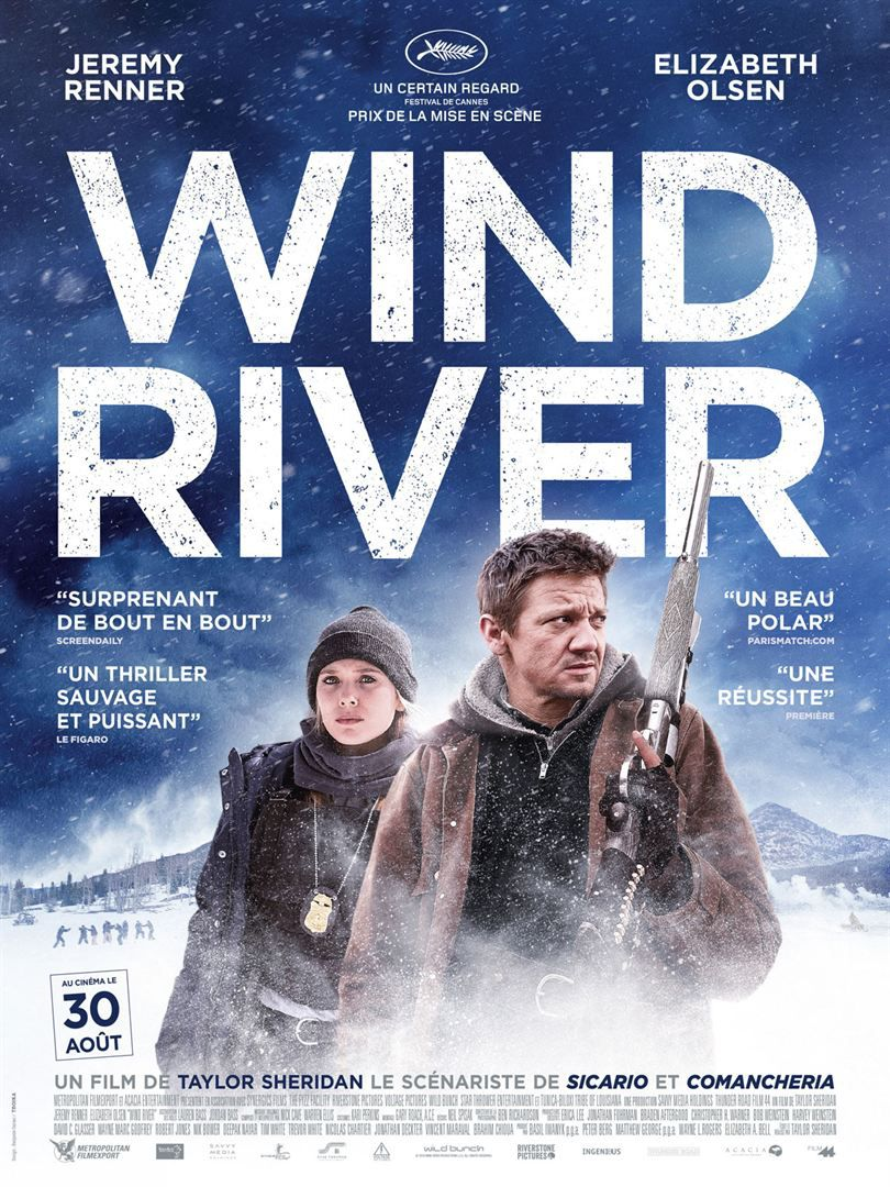 Wind River - Film (2017)