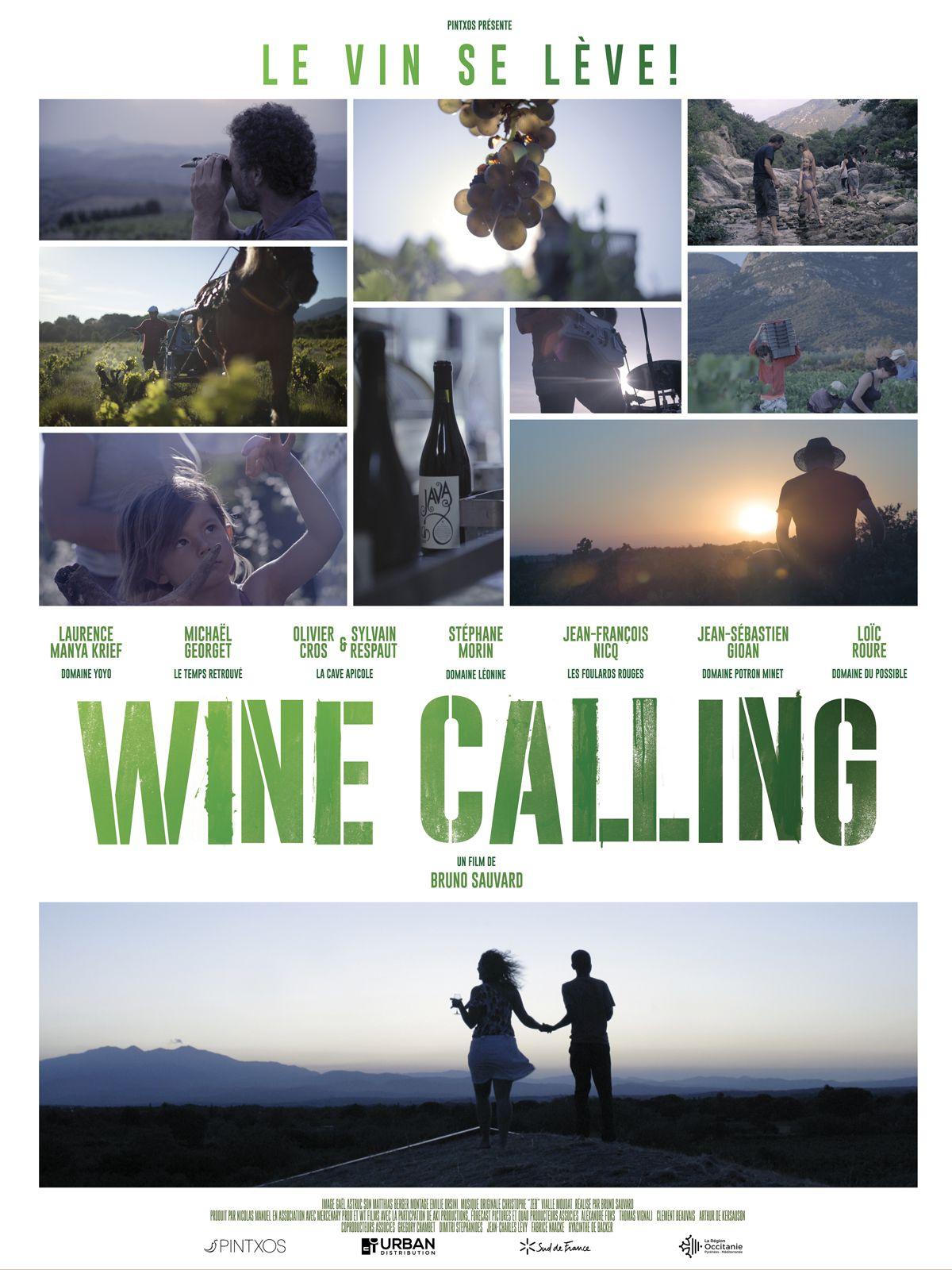 Wine Calling - Documentaire (2018)